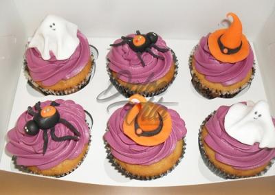 Капкейки на Halloween