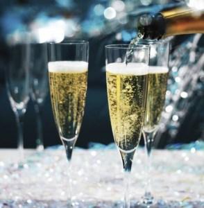 Шампанское в подарок - Dolce Vita Капкейки на заказ