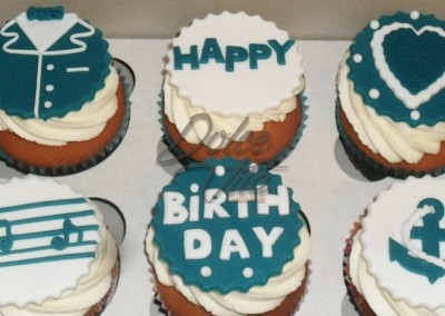 Капкейки на день рождения