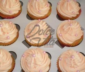 Свадебные капкейки - Dolce Vita Cupcake